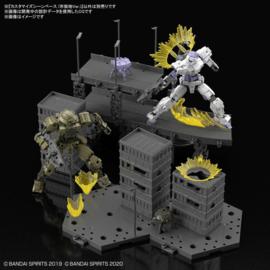 Model Kit Gundam Customize Scene Base city Area Ver. 06 - Bandai [Nieuw]