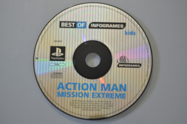 Ps1 Action Man Mission Extreme [Losse CD]