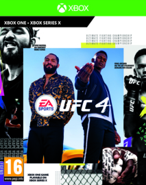 Xbox One UFC 4 + Bonus DLC [Nieuw]