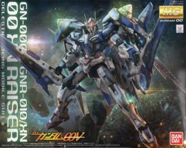 Gundam Model Kit MG 1/100 00 XN Raiser - Bandai [Nieuw]