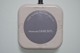 Gameboy Four Player Adapter DMG-07