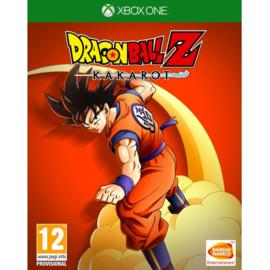 Xbox One Dragonball Z Kakarot [Nieuw]