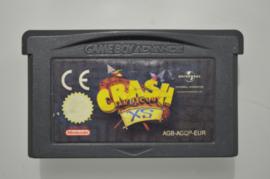 GBA Crash Bandicoot XS