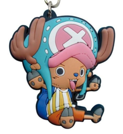 One Piece Sleutelhanger Chopper Rubber - ABYStyle