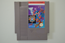 NES Captain America and the Avengers