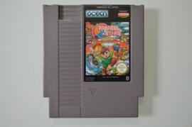 NES Parasol Stars Rainbow Islands