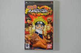 PSP Naruto Shippuden Ultimate Ninja Heroes