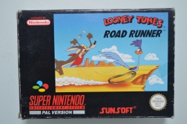 SNES Looney Tunes Road Runner [Compleet]