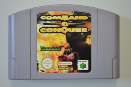 N64 Command & Conquer