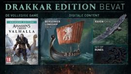 Ps4 Assassins Creed Valhalla Drakkar Edition [Pre-Order]