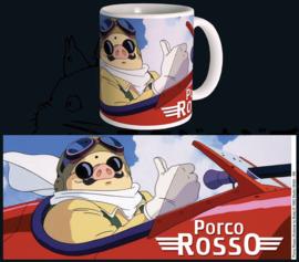 Porco Rosso Mok - Studio Ghibli [Nieuw]