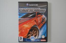Gamecube Need for Speed Underground