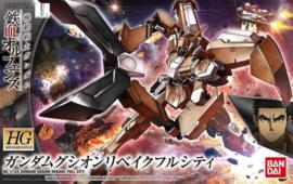 Gundam Model Kit HG 1/144 Iron Blooded Orphans Gusion Rebake Full City - Bandai [Nieuw]