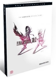Final Fantasy XIII-2 Strategy Guide - Piggyback [Nieuw]