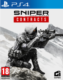 Ps4 Sniper Ghost Warrior Contracts [Pre-Order]