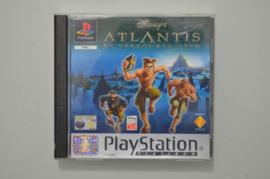 Ps1 Disney's Atlantis De Verzonken Stad (Platinum)