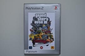 Ps2 Grand Theft Auto III (Platinum)