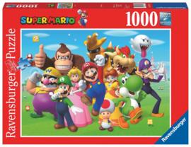 Nintendo Puzzle Super Mario (1000 stukjes) - Ravensburger [Nieuw]