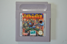 Gameboy Total Carnage