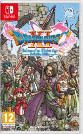 Switch Dragon Quest XI Echoes of An Elusive Age Definitive Edition [Nieuw]