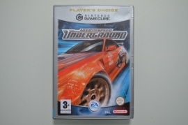 Gamecube Need for Speed Underground (Players Choice)