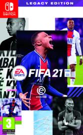 Switch Fifa 21 Legacy [Nieuw]