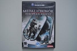 Gamecube Medal of Honor European Assault