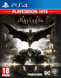 Ps4 Batman Arkham Knight (Playstation Hits) [Nieuw]