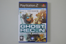 Ps2 Tom Clancy's Ghost Recon Advanced Warfighter