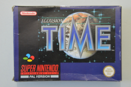 SNES Illusion of Time [Compleet]