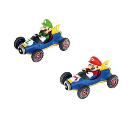 "Mario Kart Pull Back Racer - Nintendo Mario Kart 8 ""Mach 8"" - Carrera [Nieuw]"