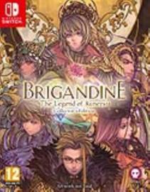 Switch Brigandine The Legend of Runersia Collectors Edition [Pre-Order]