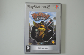 Ps2 Ratchet & Clank (Platinum)