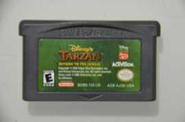 GBA Disney Tarzan Return To The Jungle