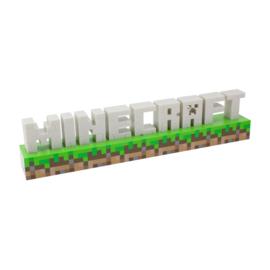 Minecraft Icon Light Logo Light - Paladone [Nieuw]