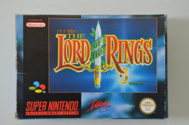 SNES The Lord of the Rings [Compleet]