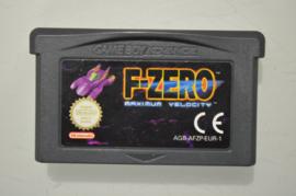 GBA F-Zero Maximum Velocity
