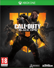 Xbox One Call of Duty Black Ops 4 [Nieuw]