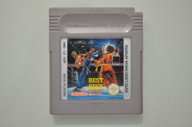 Gameboy Best of the Best Championship Karate