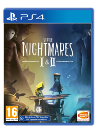 Ps4 Little Nightmares I & II Bundle [Pre-Order]