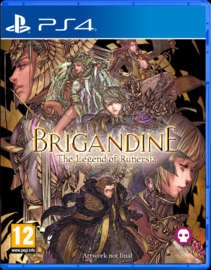Ps4 Brigandine The Legend of Runersia [Pre-Order]