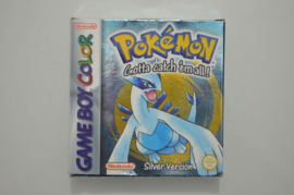 GBC Pokemon Zilver / Pokemon Silver Version [Compleet