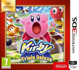 3DS Kirby Triple Deluxe (Nintendo Selects) [Nieuw]