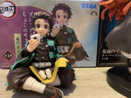 Demon Slayer Figure Tanjiro Kamado Premium Chokonose Sega Prize Figure - Sega [Nieuw]