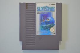 NES Silent Service [PAL-A]