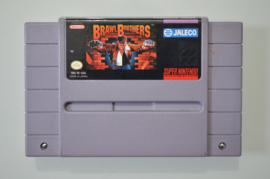 SNES Brawl Brothers [Amerikaanse Import]
