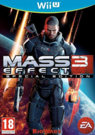 Wii U Mass Effect 3 Special Edition [Nieuw]