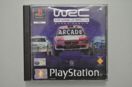Ps1 Fia World Rally Championship WRC (WRC Arcade)
