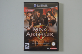 Gamecube King Arthur