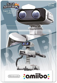 Amiibo R.O.B. - Super Smash Bros [Nieuw]